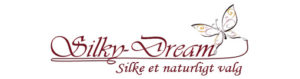 Silky-dream original logo forsiden
